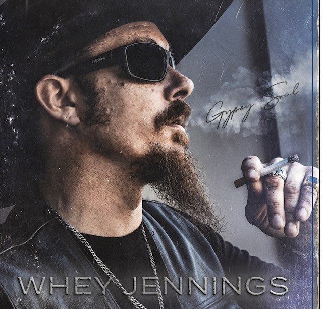 Whey Jennings – Gypsy Soul