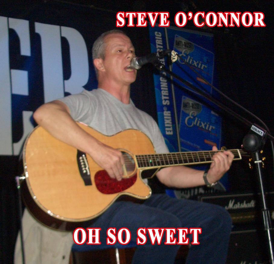 Steve O'Connor