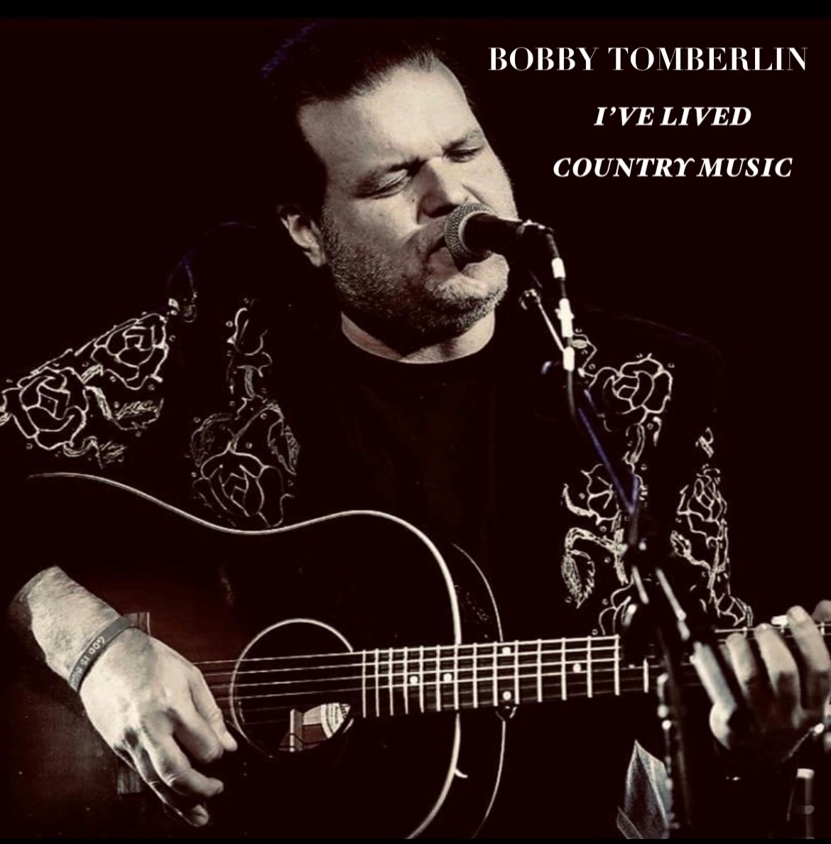 Bobby Tomberlin – I've Lived Country Music