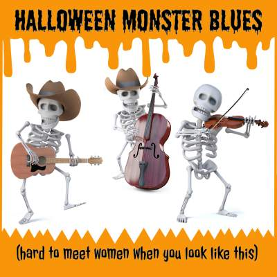 Ted Parks – Halloween Monster Blues